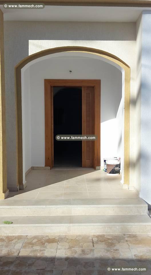 Immobilier Tunisie Vente Maison Houmet Essouk Une
