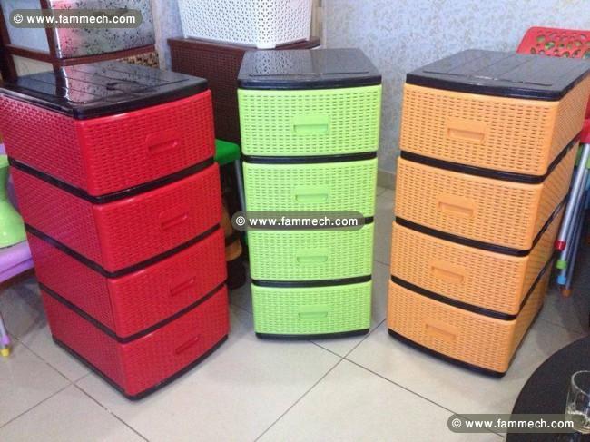 Accessoires cuisine tunisie for Ustensile de cuisine en plastique