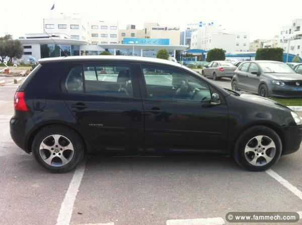 Vente Belle GOLF 5 TDI
