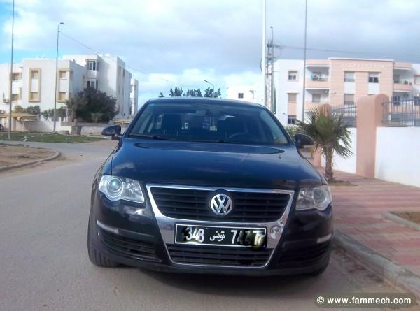 voitures tunisie volkswagen passat ben arous vente d 39 une voiture passat 0. Black Bedroom Furniture Sets. Home Design Ideas