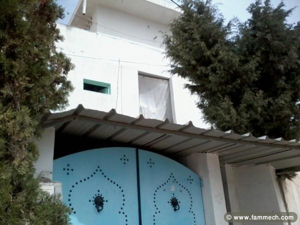 Immobilier tunisie vente maison sfax est vente ou echange for Vente maison ou appartement