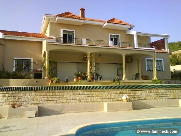 Immobilier tunisie vente maison tabarka villa vendre for Achat maison tunisie