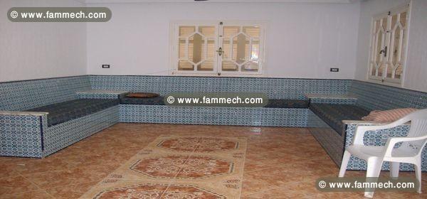 immobilier tunisie location maison akouda villa jumel e style am ricain non meubl e 1. Black Bedroom Furniture Sets. Home Design Ideas