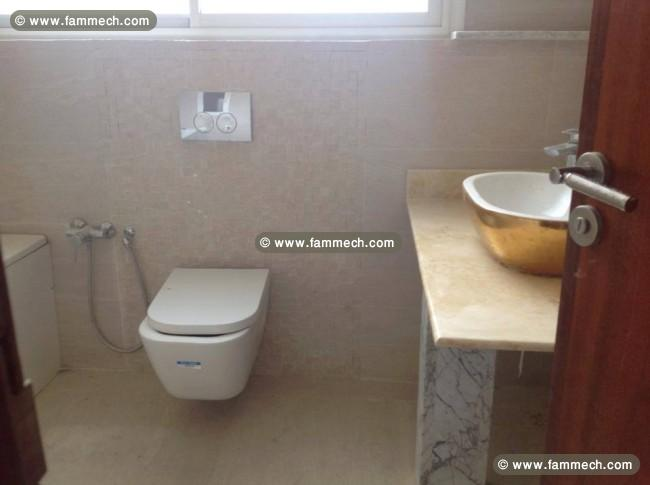 Immobilier tunisie vente maison carthage villa neuve for Meuble yomna