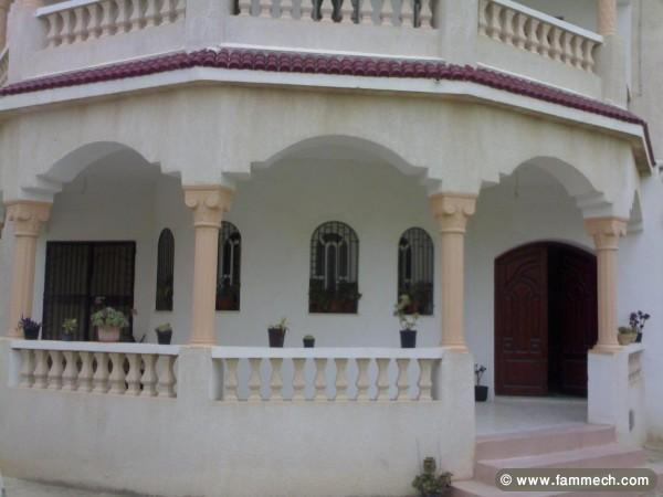 Immobilier Tunisie Vente Maison Raoued Villa Style