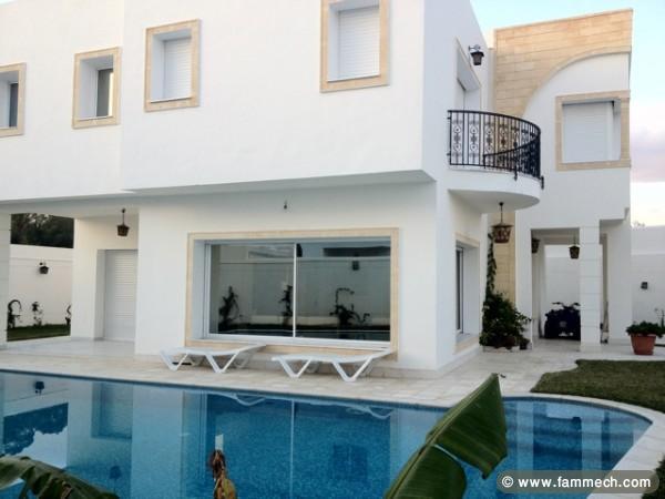 Stunning Decoration Villa En Tunisie Ideas - Design Trends 2017 ...