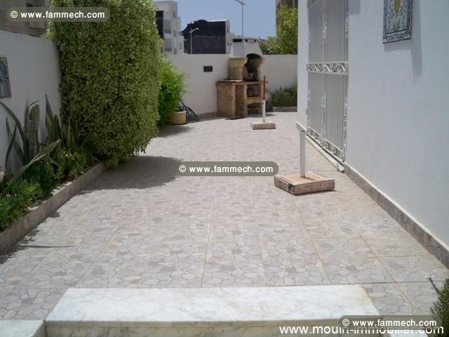 Immobilier Tunisie Location Maison Hammamet Villa