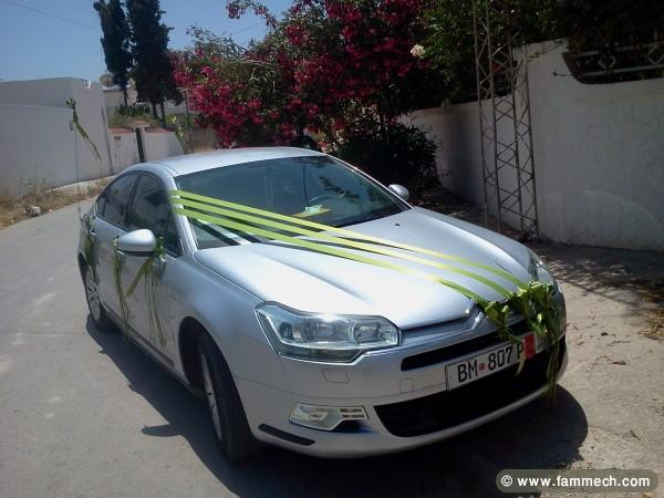 voitures tunisie ben arous voiture luxe pour mariage ou d placement officiel 1. Black Bedroom Furniture Sets. Home Design Ideas