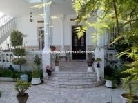 Villa Nozha AV1000 La Marsa