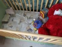 ARMOIRE + LIT ENFANT BÉBÉ PAS CHER