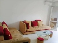 À louer un appartement S+2 Totalement meublé