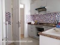 Appartement Celia AL2716 Yasmine Hammamet