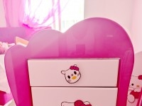 chambre a coucher pour Fille  Hello Kitty