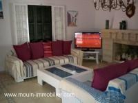 Dar L'Olivier AL120 Hammamet zone Miramar