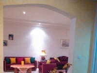 Etage de villa richement meublé S+2 l'aouina