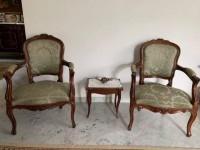 Exceptionnel salon style Louis XV