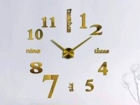 horloge murale 3D