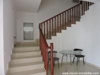 La Villa Moderne 1 ref AL2058 Yasmine Hammamet