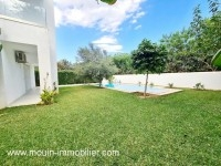 La Villa Moderne AL2057 Yasmine hammamet