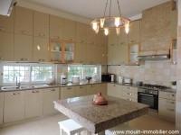 La Villa Somptueuse AV947 Hammamet zone craxi