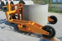 Machine à fabriquer des tuyaux en béton
