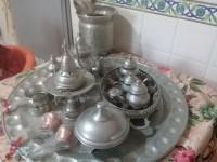 Magnifique sinia marocaine