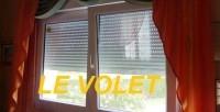 Menuiserie en aluminium porte fenêtre et dressing