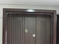 Portes d'entrée blindées