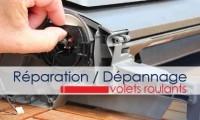Réparation et motorisation des volets roulants
