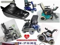 reparation fauteuils roulants électriquePartager s