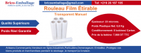 Rouleau Film Etirable Transparent