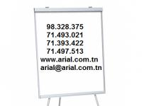 Tableau d'affichage 1.20m x 1.00m