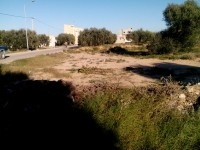 Terrain de 1100m2 à Midoun Jerba
