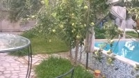 villa avec jébia grand jardin 1400m