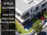Villa Chic et Moderne THS Chez Promoteur La Soukra