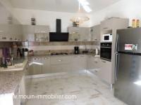 Villa coquillage AL135 Hammamet