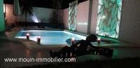 VILLA FANN Hammamet Zone Theatre AV1545