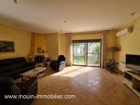 Villa Isabelle AV1505 Yasmine Hammamet