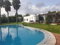 Villa L'Architecte ref AL579 Hammamet Zone Craxi