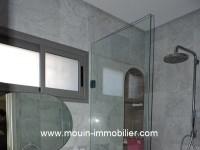 Villa Le Cocotier AV1225 Hammamet zone craxi