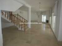 Villa Les Colombes ref AL1535 Hammamet Nord