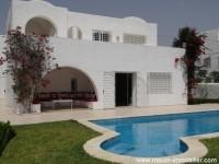 Villa Nejma ref AL872 Hammamet