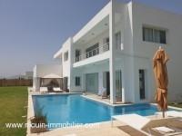 Villa Solaris AL2031 Hammamet Craxi