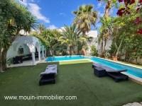 Villa Yasmine 1 AL254 Hammamet Nord