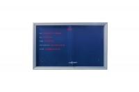 vitrine d'affichage 2.00m x 1.00m