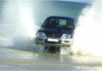 MITSUBISHI PICK UP L200 IMPORTEE DE LA FRANCE